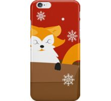I WANT A FOX iPhone Case/Skin