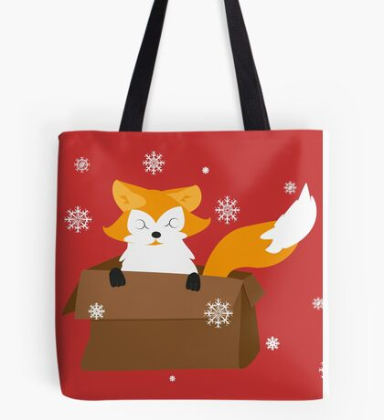 I WANT A FOX Tote Bag