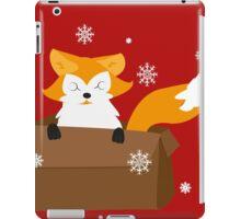 I WANT A FOX iPad Case/Skin