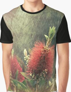 Bottle Brush Plant Graphic T-Shirt