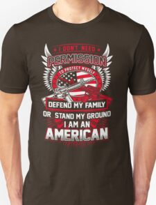 Limited edition-Veteran T-Shirt