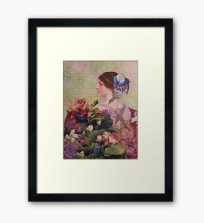 Gabriella Framed Print