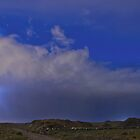 Monsoon Season in the American Southwest by TheBlindHog
