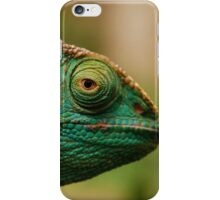 karma chameleon? iPhone Case/Skin