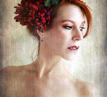 Autumn's Fairy by Jennifer Rhoades