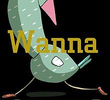 Wanna dance? by margaretafriden