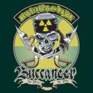 Radioactive Buccaneer by Robert Cross