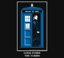 Look Inside the TARDIS T-Shirt