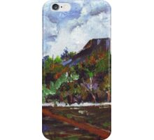 Outdoors is where you want to be iPhone Case/Skin