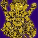 Ganesh by insanemoe