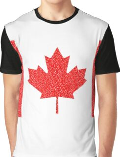 Canadian flag 2 Graphic T-Shirt
