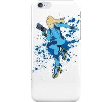 Zero Suit Samus - Super Smash Bros iPhone Case/Skin