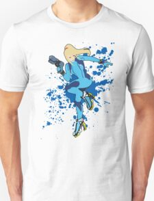 Zero Suit Samus - Super Smash Bros T-Shirt