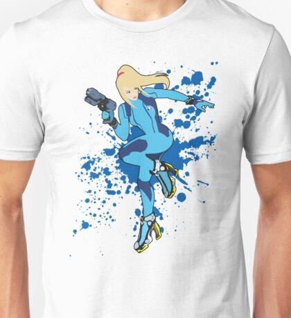 Zero Suit Samus - Super Smash Bros Unisex T-Shirt