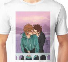 Sunrise larry Unisex T-Shirt