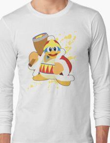 King Dedede - Super Smash Bros Long Sleeve T-Shirt