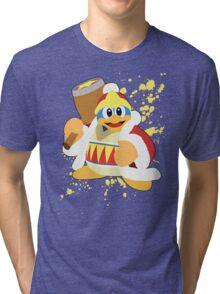 King Dedede - Super Smash Bros Tri-blend T-Shirt