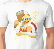 King Dedede - Super Smash Bros Unisex T-Shirt
