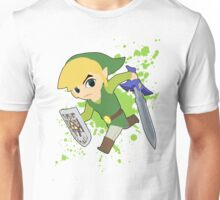 Toon Link - Super Smash Bros Unisex T-Shirt