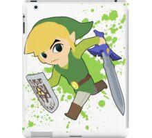 Toon Link - Super Smash Bros iPad Case/Skin