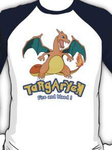 Targaryen Charizard Game of Thrones T-Shirt
