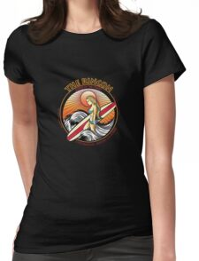 THE RINCON, QUEEN  OF THE COAST Womens Fitted T-Shirt