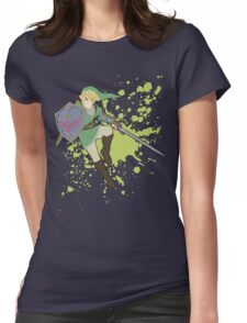 Link - Super Smash Bros Womens Fitted T-Shirt