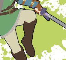 Link - Super Smash Bros Sticker