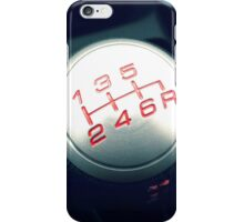 Change Gears iPhone Case/Skin