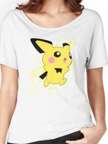 Pichu - Super Smash Bros Women's Relaxed Fit T-Shirt