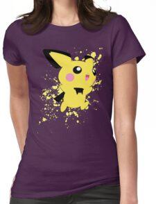 Pichu - Super Smash Bros Womens Fitted T-Shirt