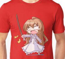 Angry Taiga Unisex T-Shirt