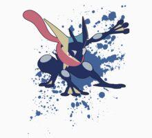 Greninja - Super Smash Bros by PrincessCatanna