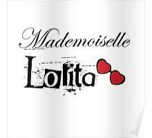 mademoiselle lolita Poster