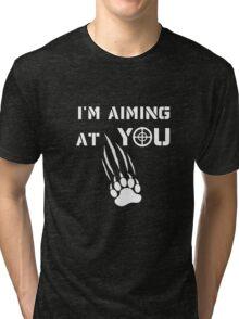 Bear Hunter Tri-blend T-Shirt