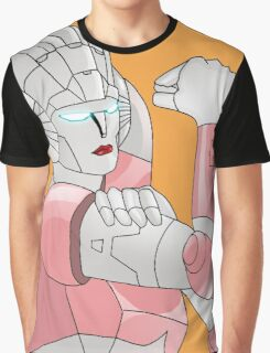 Arcee we can do it Graphic T-Shirt