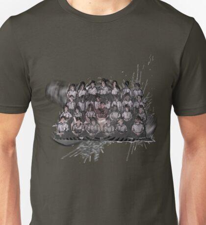 bad hair  Unisex T-Shirt