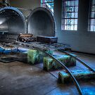 Disinfecting Chamber by Gerard Rotse