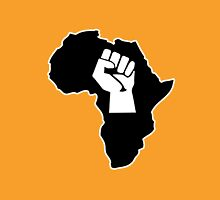 africa afrique fist revolution Unisex T-Shirt