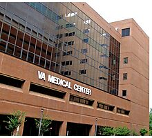 VA Hospital in Nashville, Tennessee Photographic Print