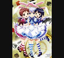 Gochuumon wa Usagi Desu ka - Is the Order A Rabbit? - GochiUsa - Chino Kafuu - Maya Jouga - Megumi Natsu Unisex T-Shirt