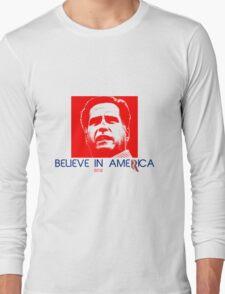 Politics: Mitt Romney Long Sleeve T-Shirt