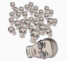 head swap  by IanByfordArt