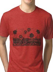 Infection Tri-blend T-Shirt