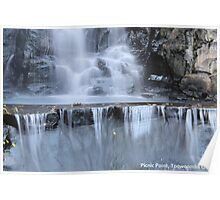 Waterfall PC Poster