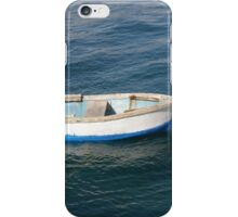Lonely sailor iPhone Case/Skin