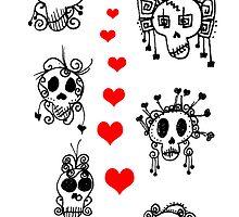 Skellie Love by motherhenna