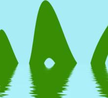 Loch Ness Monster Sticker