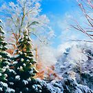 Christmas Forest by Helmar Designs