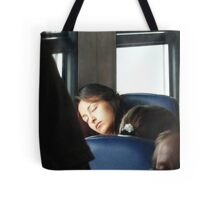 On the final leg from Sochi Tote Bag